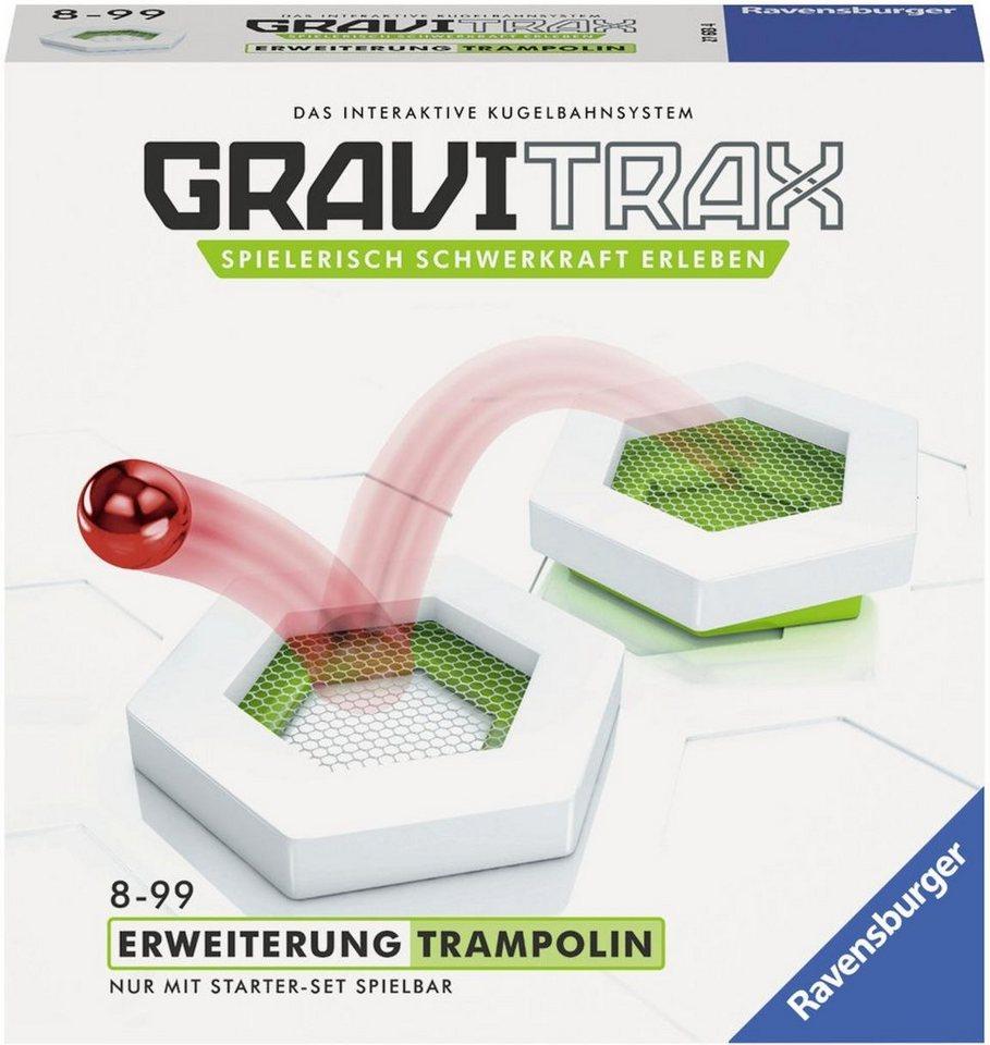 Ravensburger Kugelbahn Erweiterungsset,  GraviTrax® Trampolin  online kaufen
