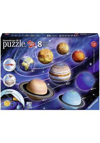 """3D-Puzzle """"Planetensystem"""""""