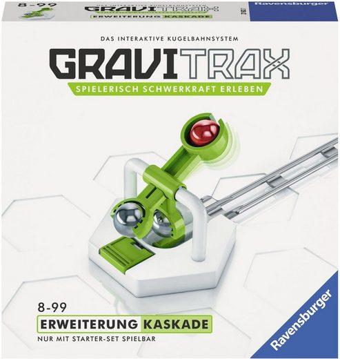 Ravensburger Kugelbahn »GraviTrax® Kaskade«, (Set), Made in Europe