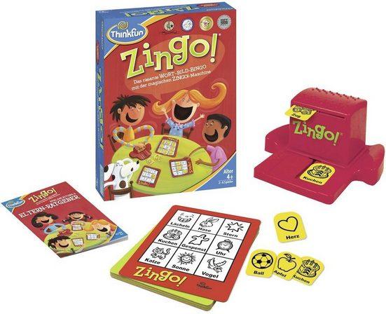 Thinkfun® Spiel, »Zingo!®«