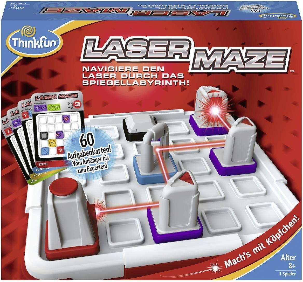 Ravensburger Logik-Spiel mit Laserstrahl, »Laser Maze™«