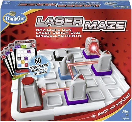 Thinkfun® Spiel, »Laser Maze™«, mit Laserstrahl