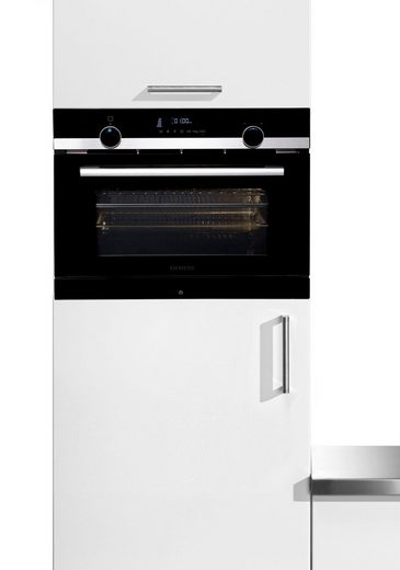 SIEMENS Einbau-Mikrowelle CO565AGS0, Dampfgarfunktion, Mikrowelle, Grill, 36 l