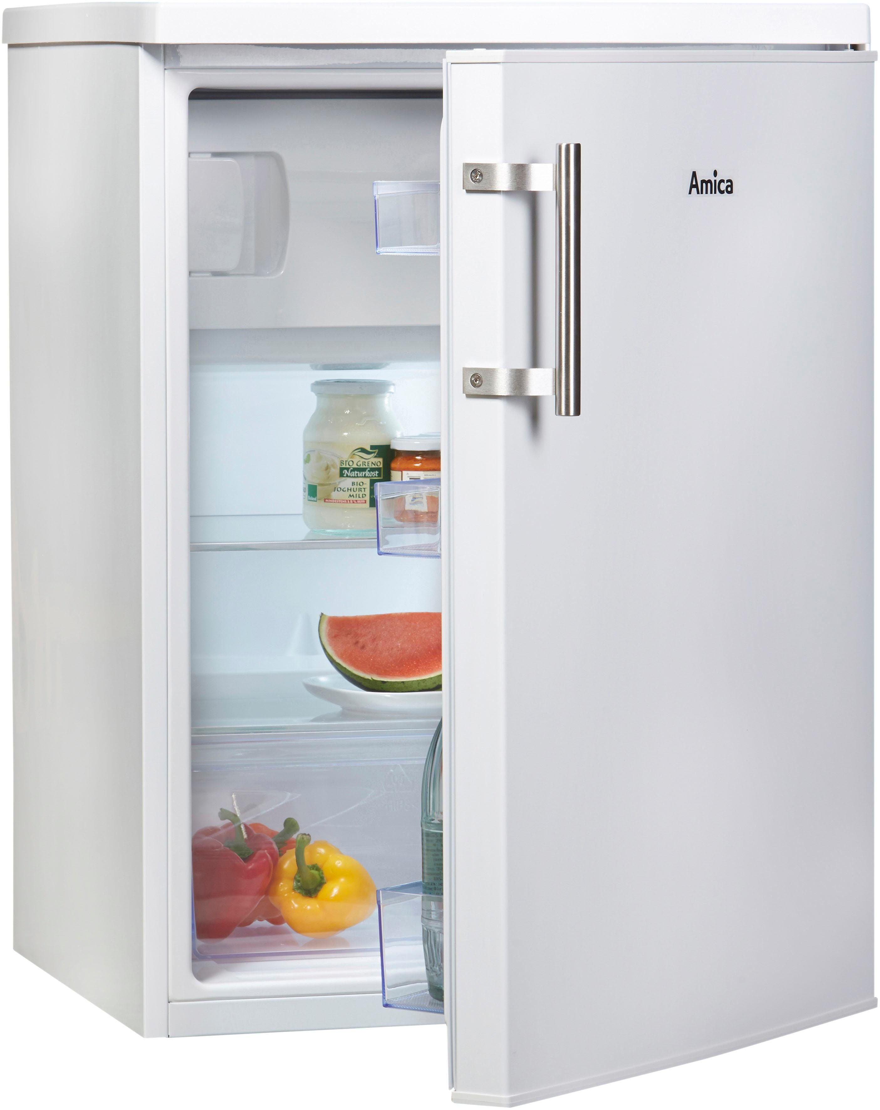 Amica Kühlschrank KS 15915W, 85 cm hoch, 60 cm breit