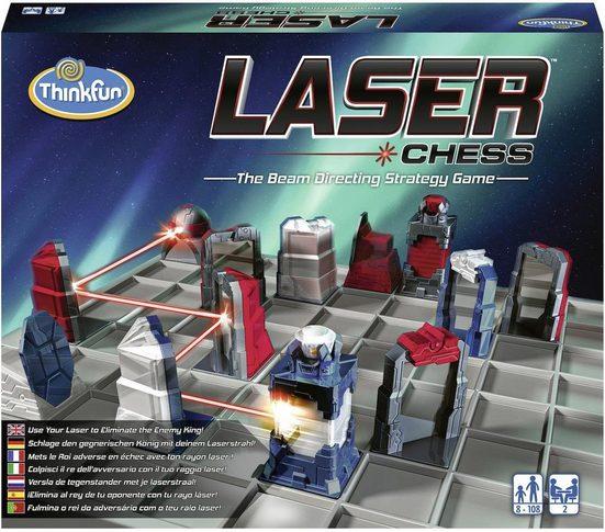 Thinkfun® Spiel, »Laser Chess™«