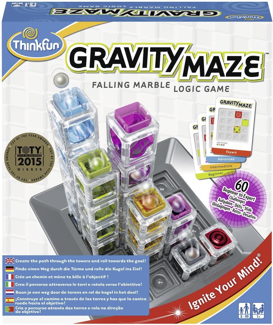 Ravensburger Logik-Spiel, »Gravity Maze™«