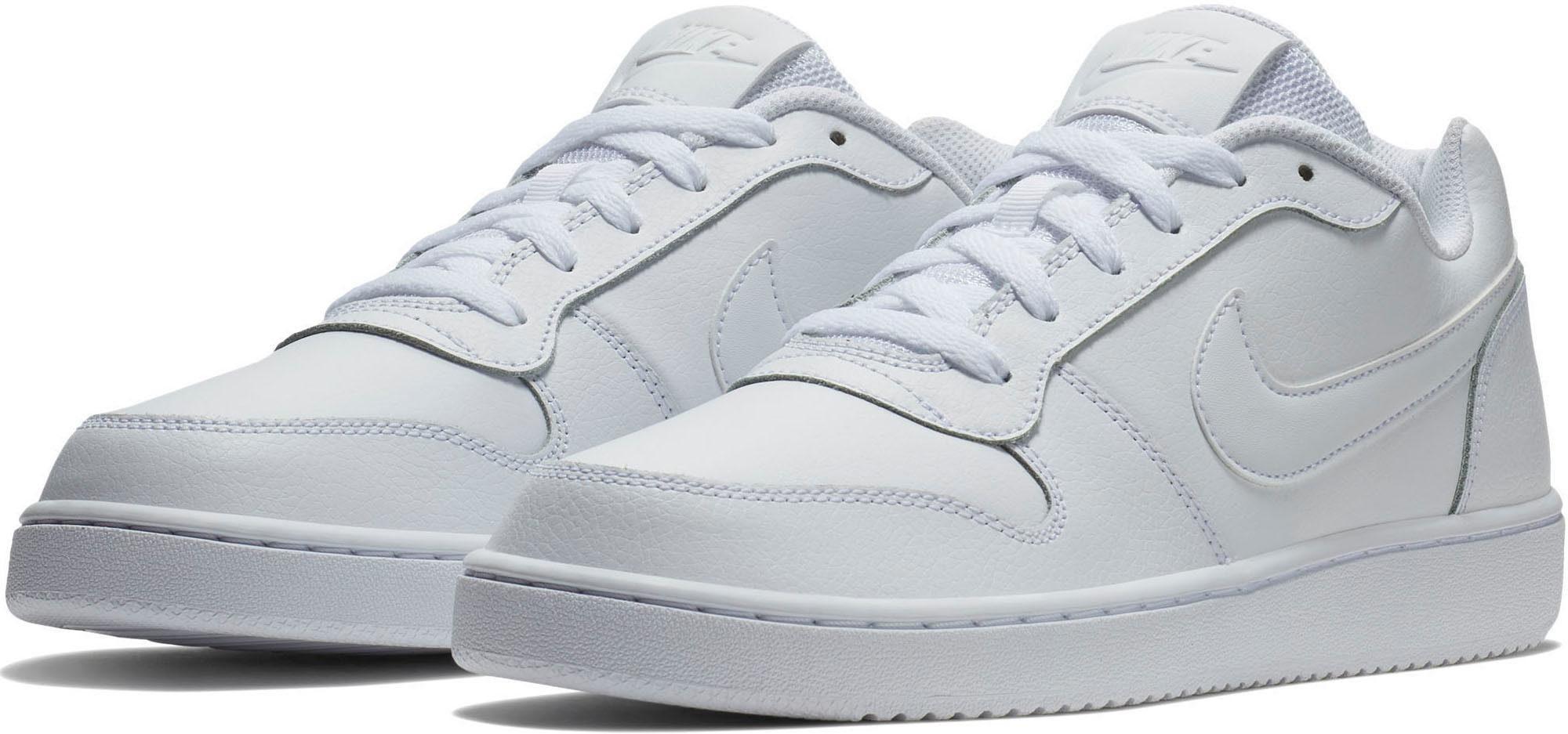 Nike Sportswear »Ebernon Low« Sneaker, Atmungsaktives Obermaterial aus  Leder online kaufen | OTTO