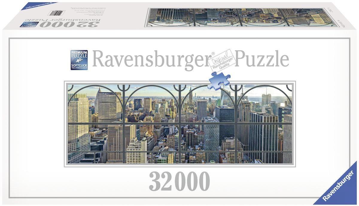 Ravensburger Puzzle, 32000 Teile, »New York City Window«