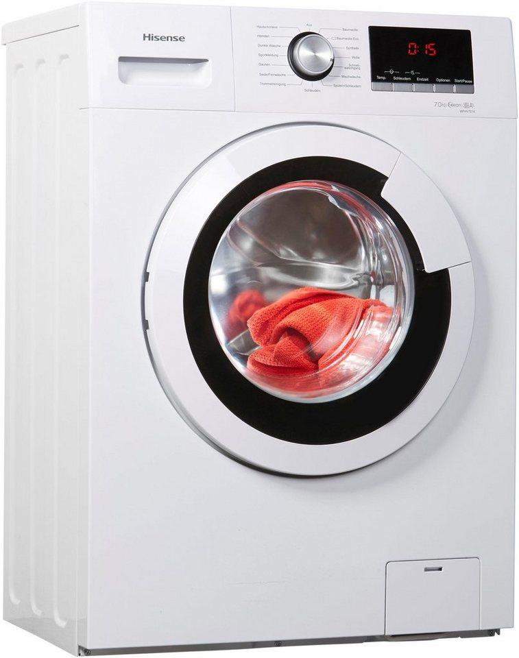 Hisense Waschmaschine WFHV7014