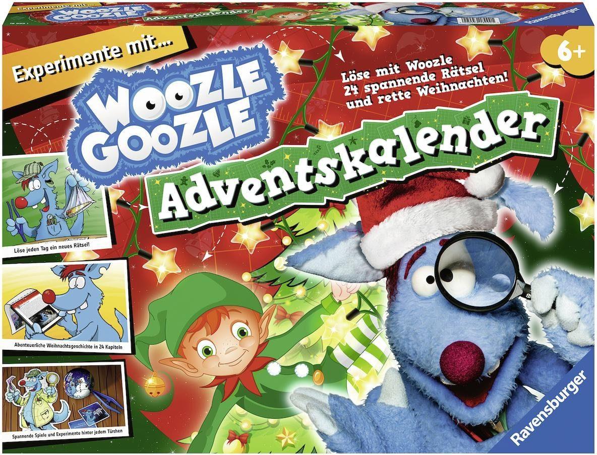 Ravensburger Adventskalender, »Woozle Goozle«