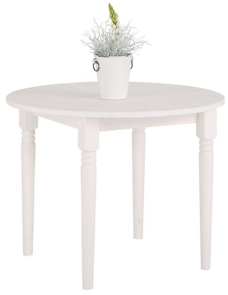 runder weisser esstisch top tisch rund cm with runder weisser esstisch vicco esstisch karlos. Black Bedroom Furniture Sets. Home Design Ideas
