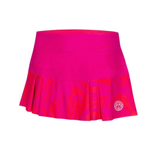 BIDI BADU Tennis-Rock mit integrierter Shorts