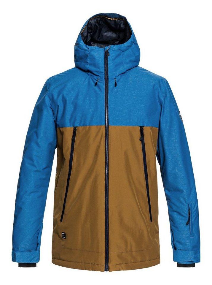 Quiksilver Snowboardjacke »Sierra« | Sportbekleidung > Sportjacken > Snowboardjacken | Braun | Quiksilver