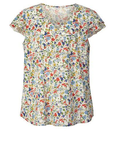 By Happy Und Mit Tunika print Size Joyce Janet Blumen gSqw1HS