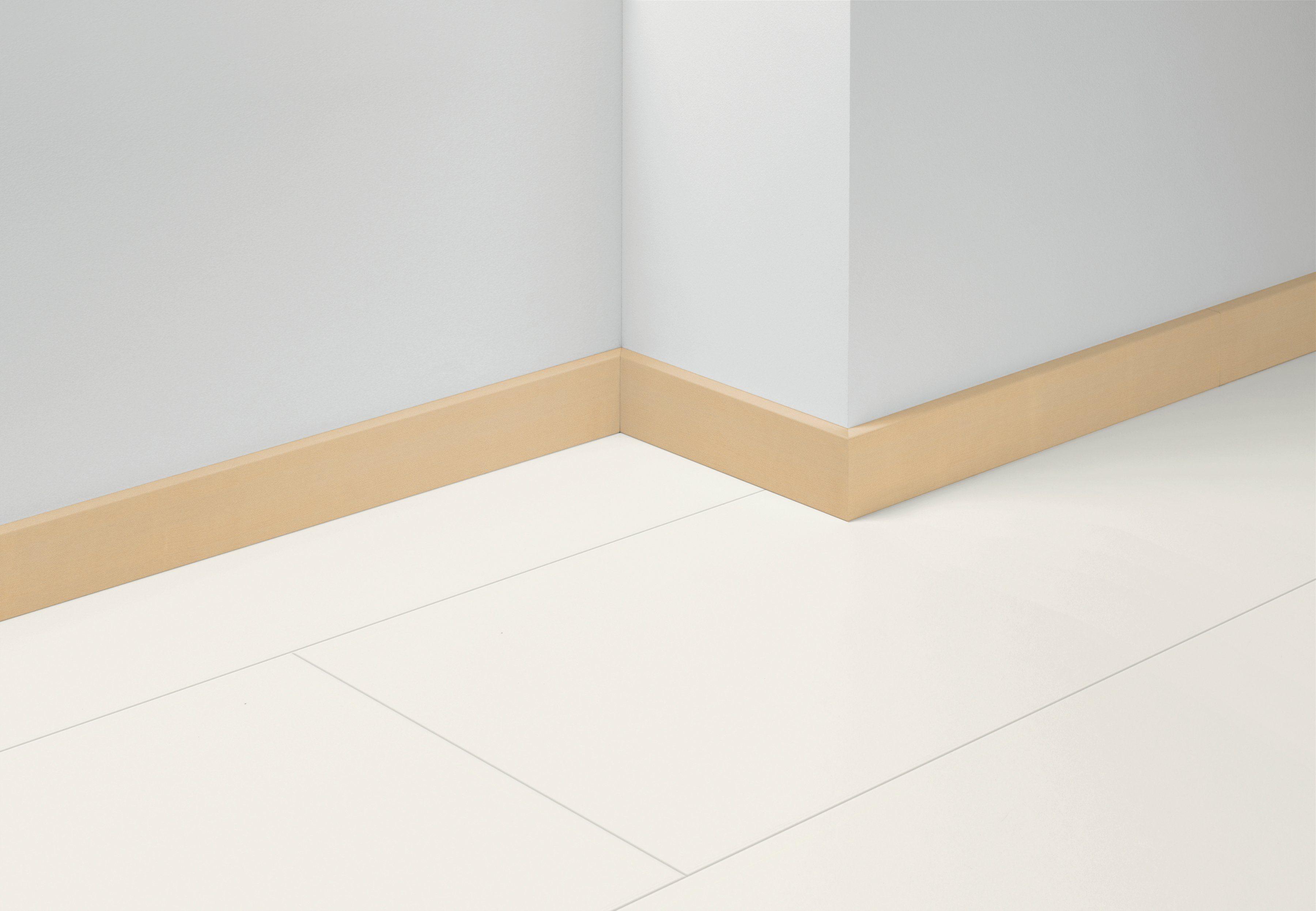PARADOR Sockelleiste »SL 18 Bergahorn E001«, Sockelhöhe 7 cm
