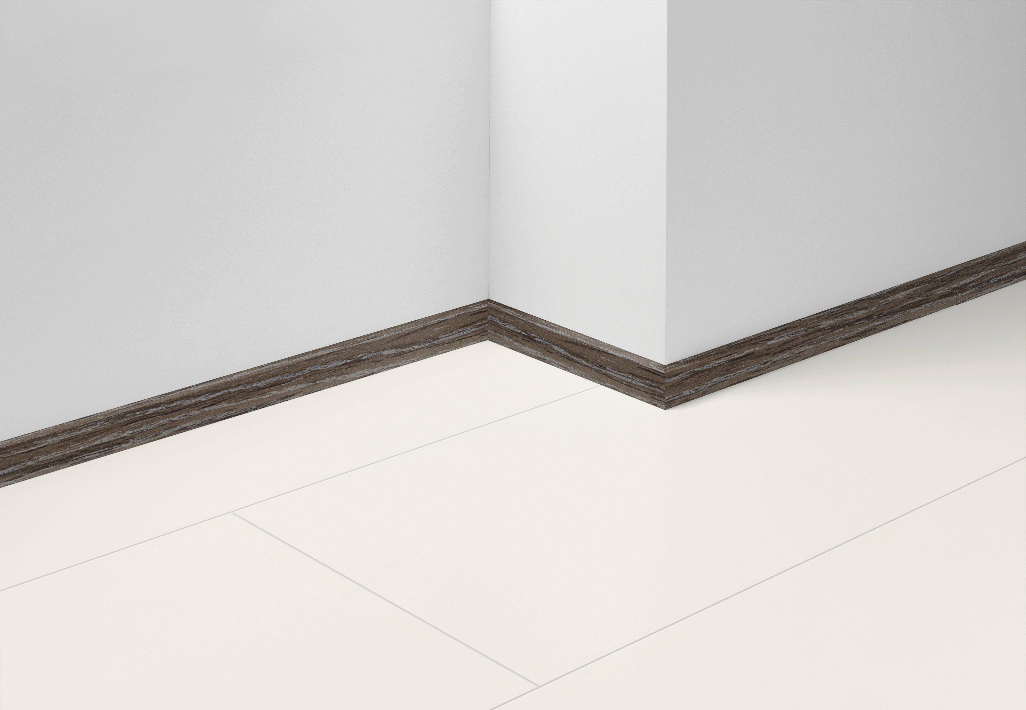 PARADOR Sockelleiste »SL 3 Eiche D018«, Sockelhöhe 4 cm