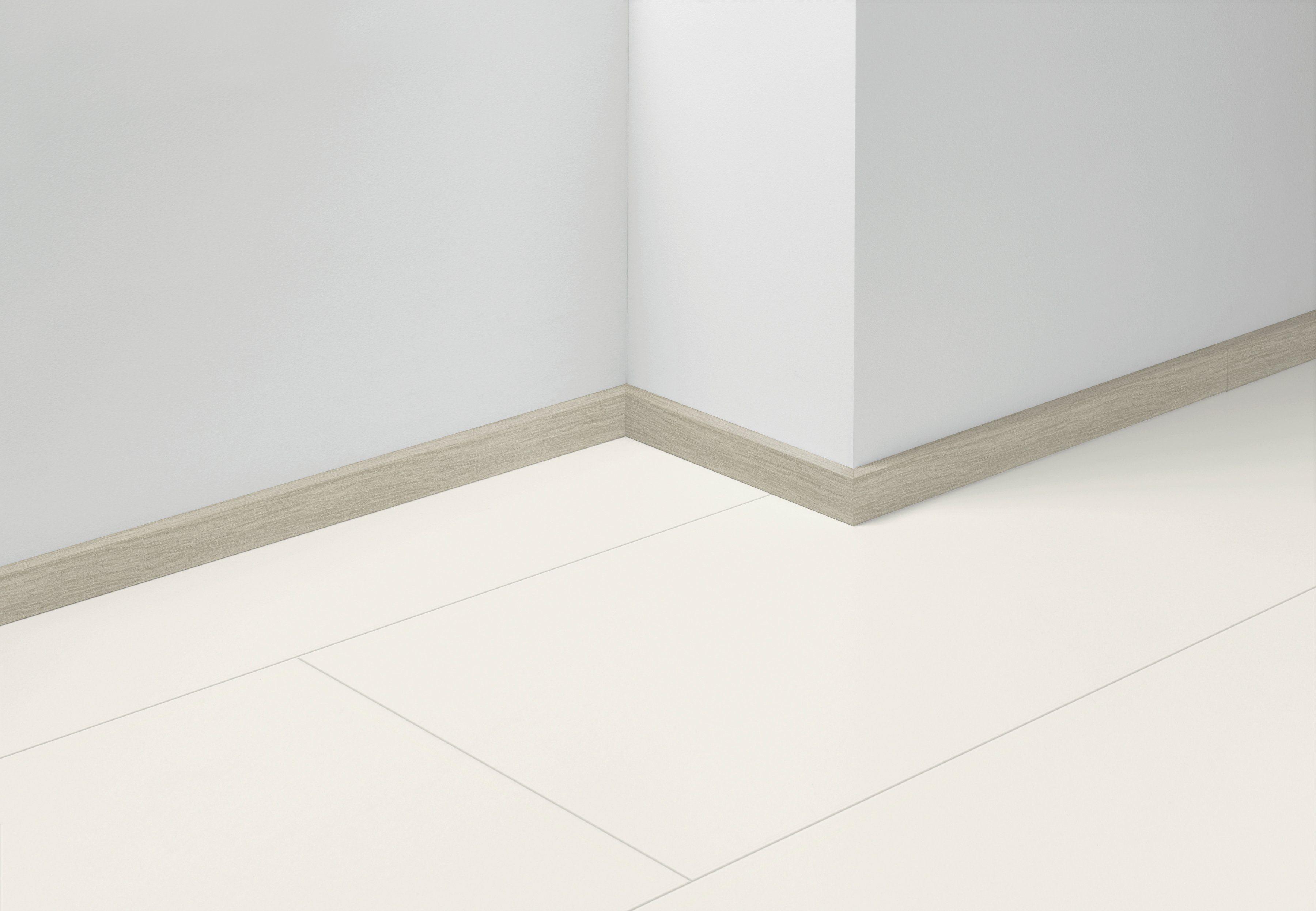 PARADOR Sockelleiste »SL 3 Eiche D098«, Sockelhöhe 4 cm