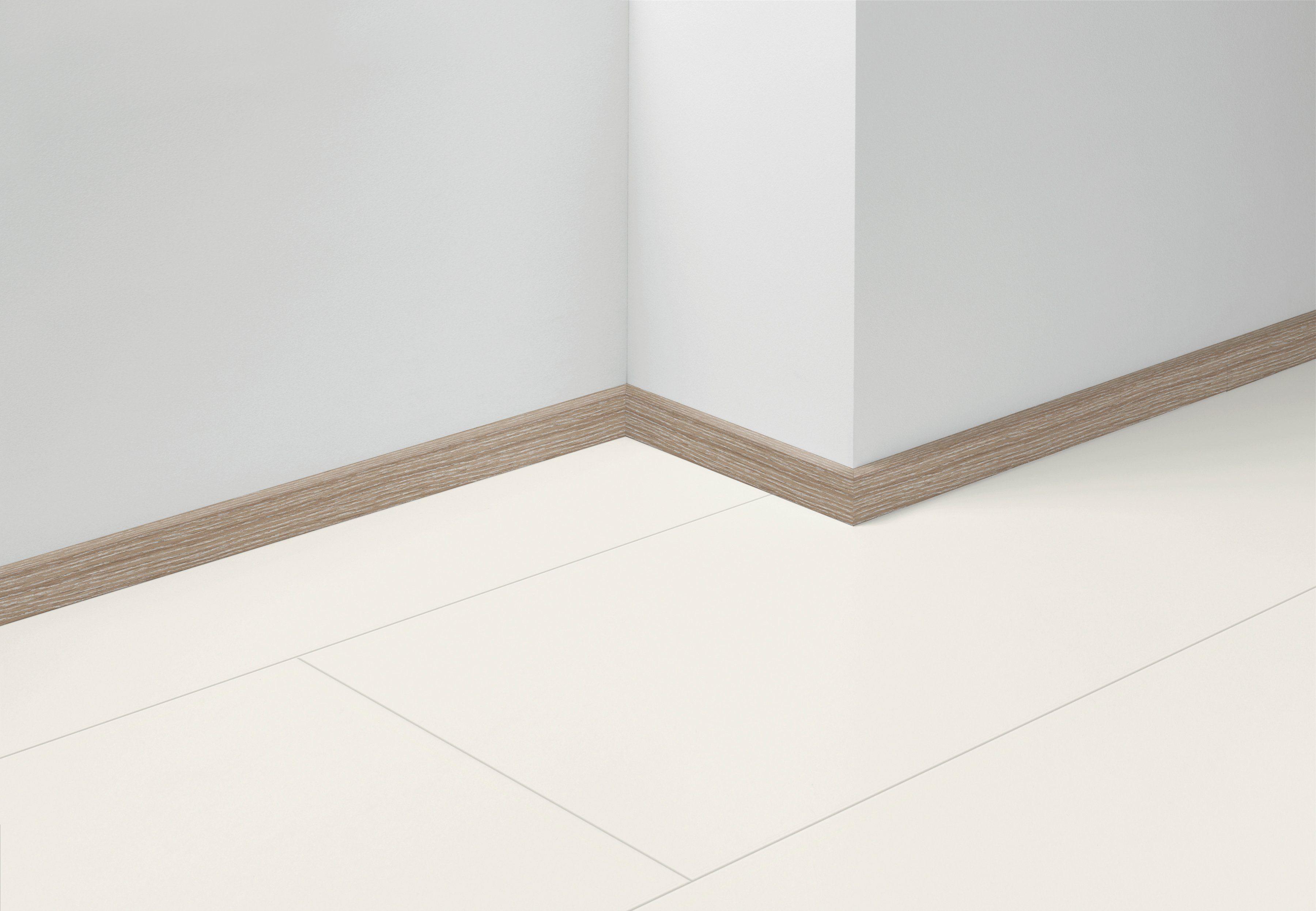 PARADOR Sockelleiste »SL 3 Eiche D016«, Sockelhöhe 4 cm