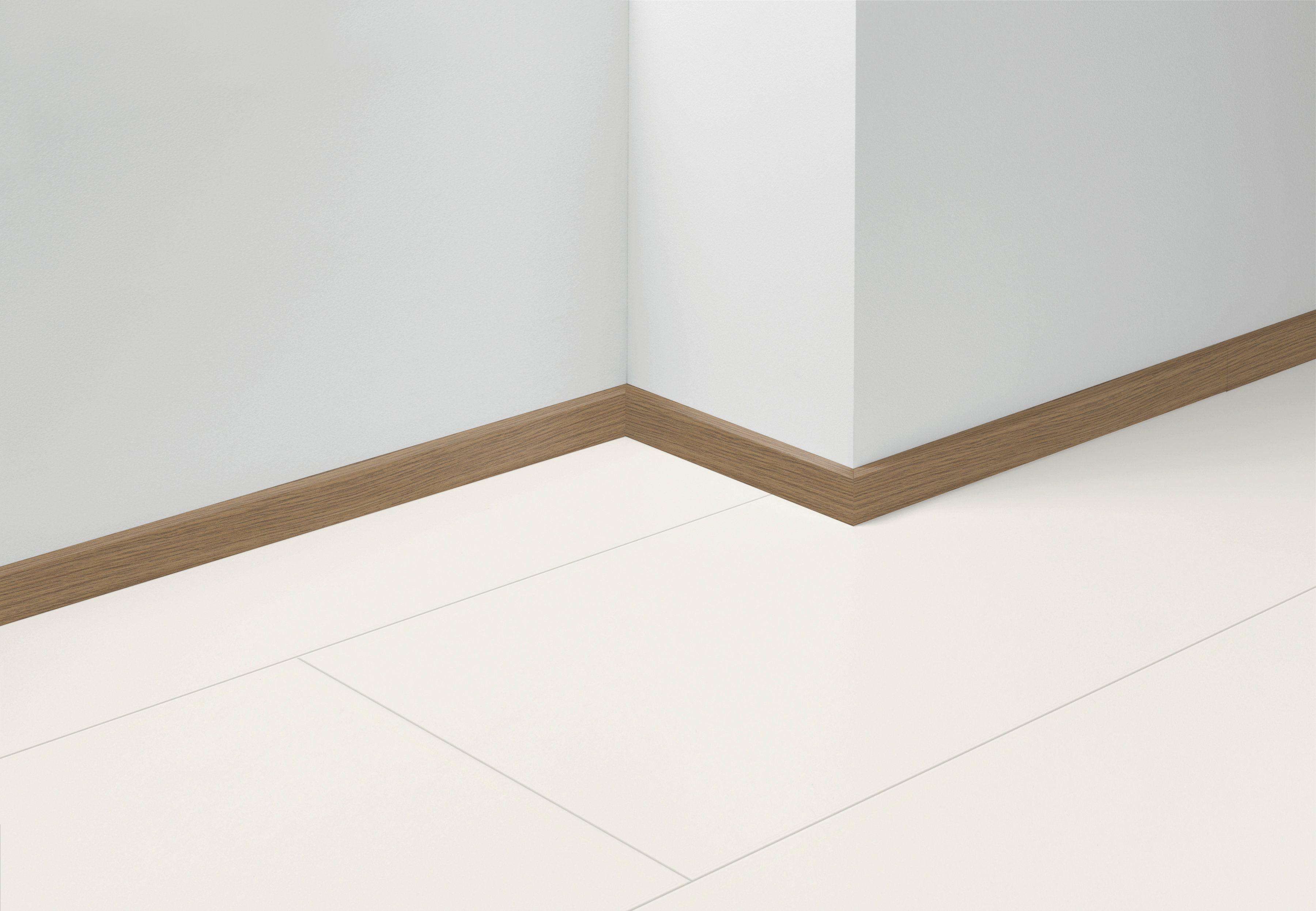 PARADOR Sockelleiste »SL 3 Eiche D082«, Sockelhöhe 4 cm