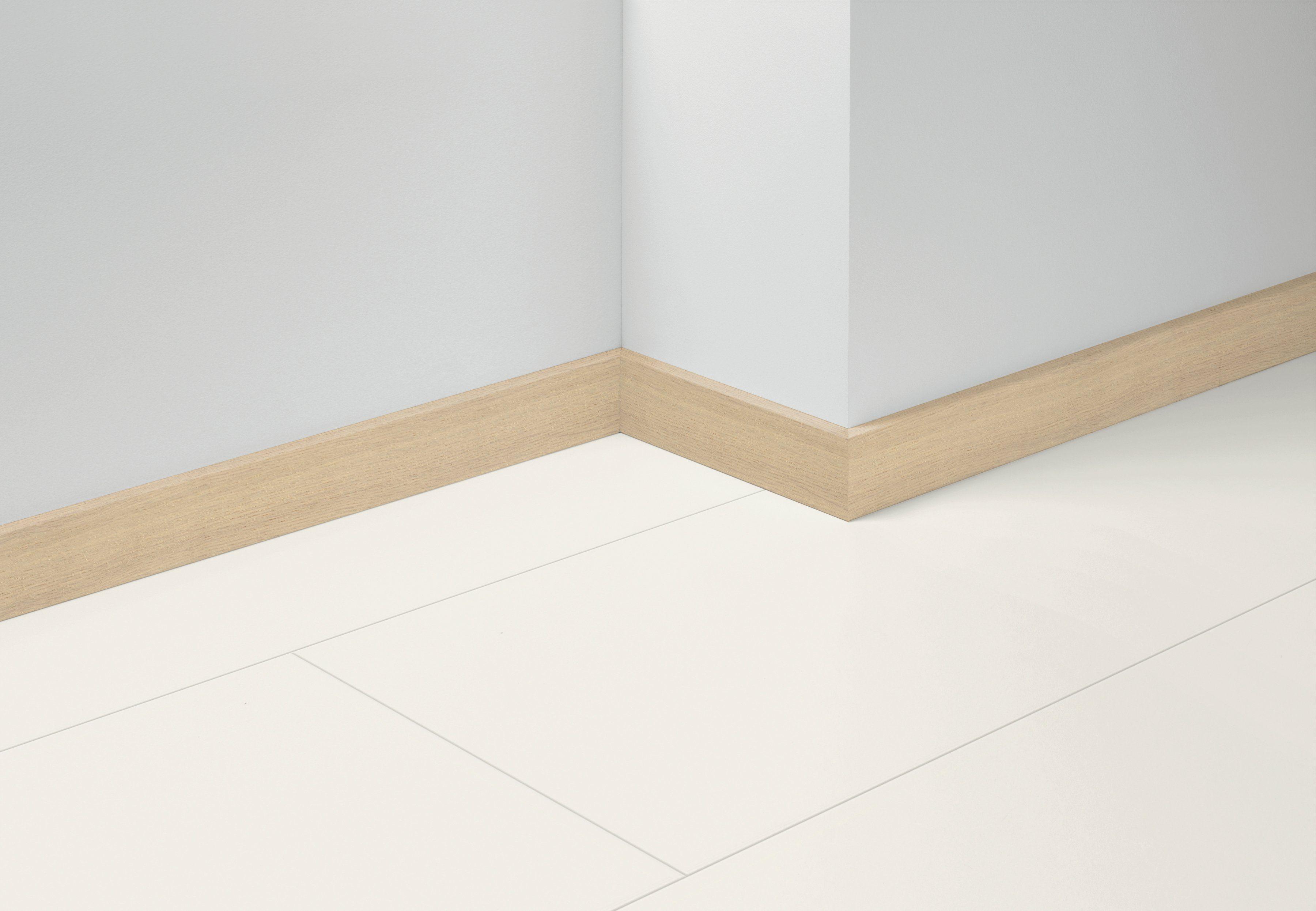 PARADOR Sockelleiste »SL 18 Eiche E027«, Sockelhöhe 7 cm