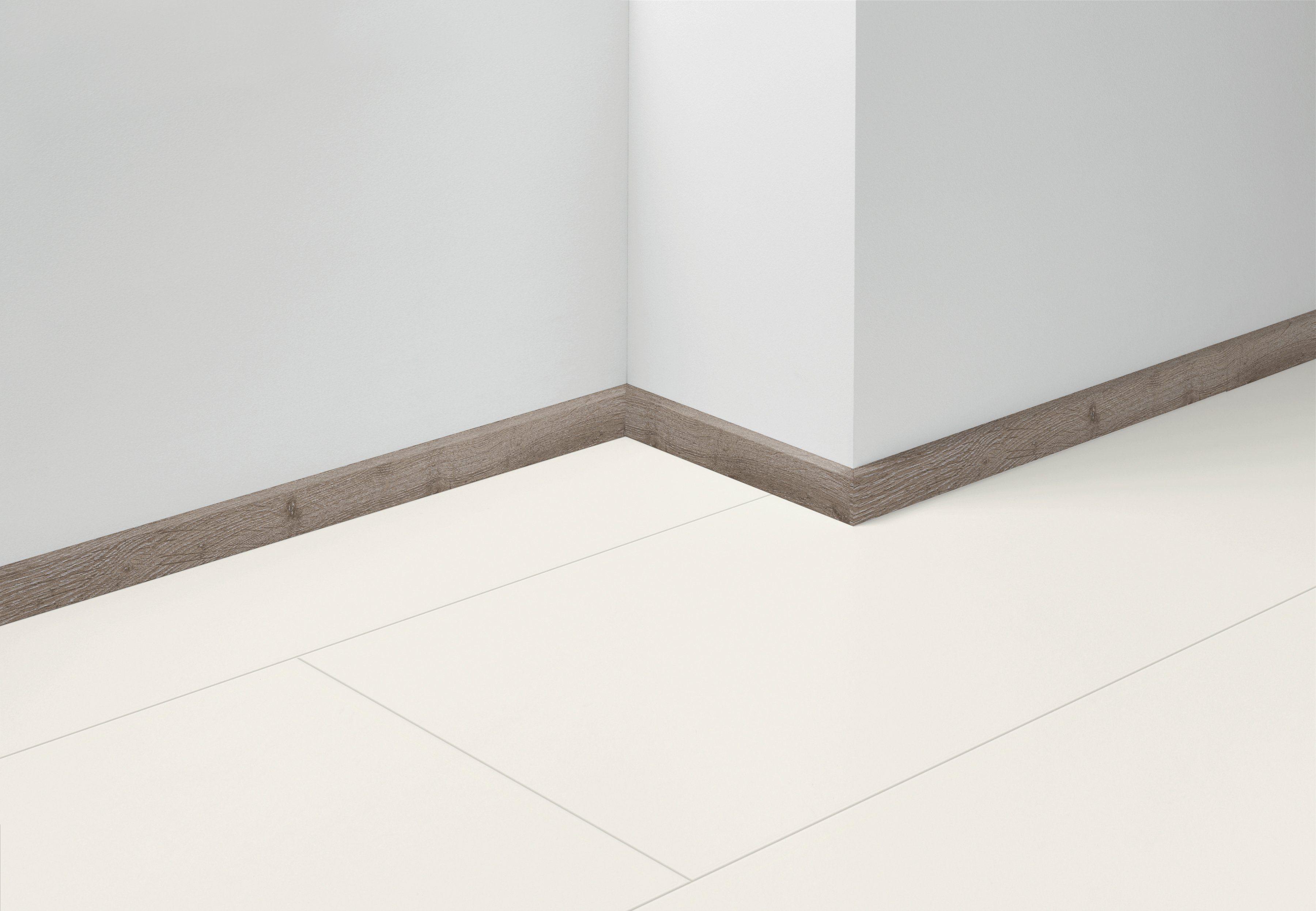 PARADOR Sockelleiste »SL 3 Eiche D024«, Sockelhöhe 4 cm