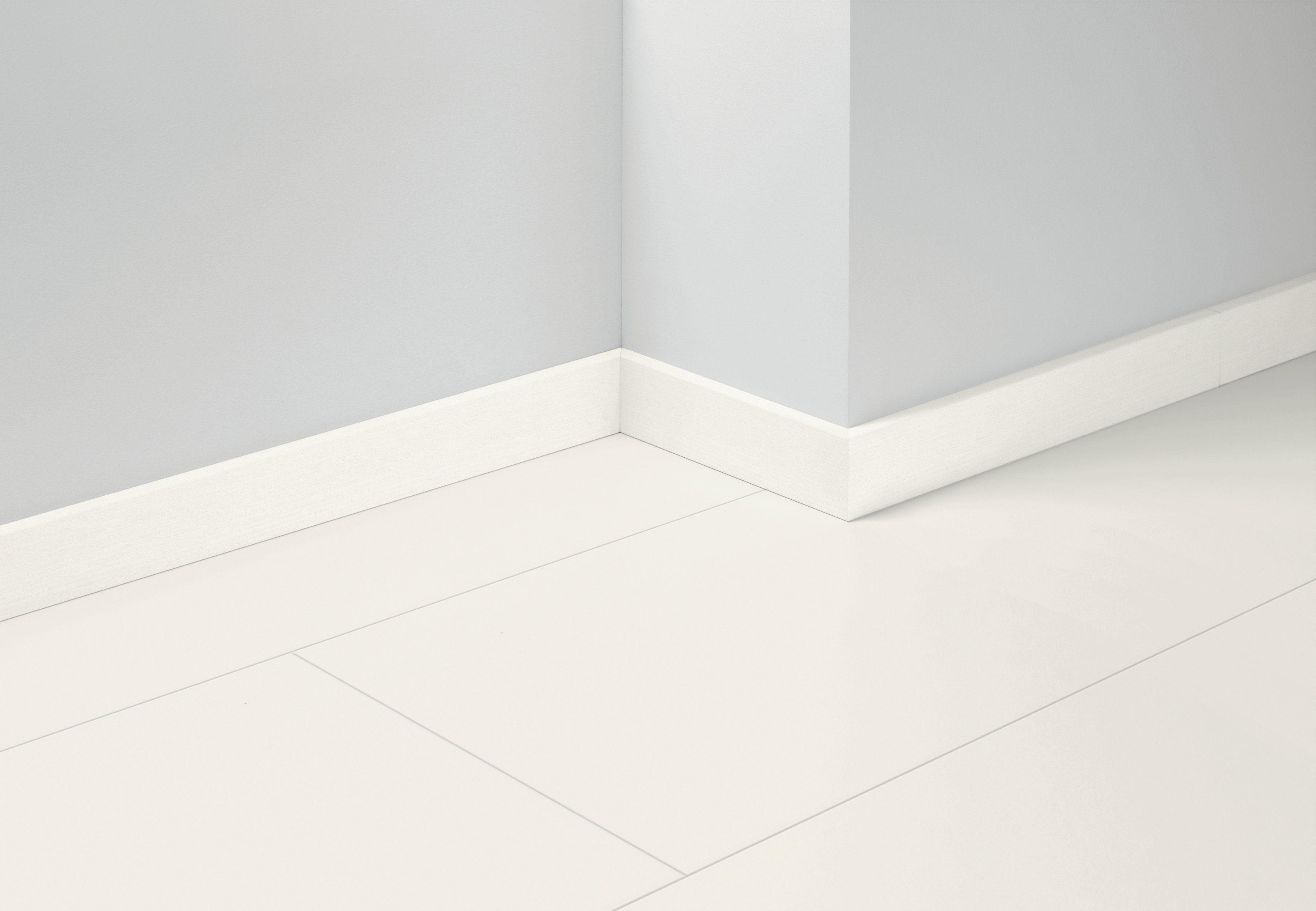 PARADOR Sockelleiste »SL 18 Esche E002«, Sockelhöhe 7 cm
