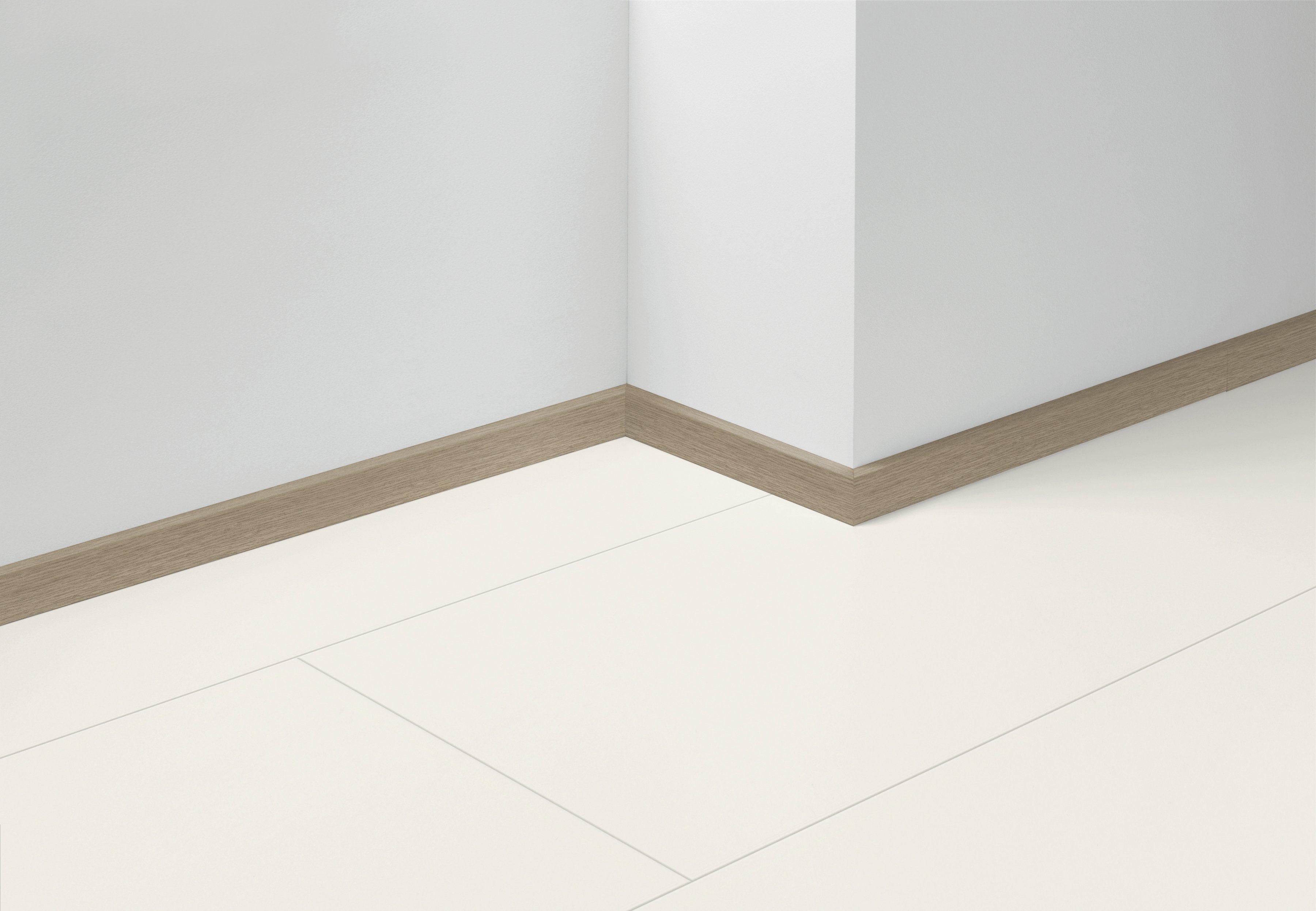 PARADOR Sockelleiste »SL 3 Eiche D079«, Sockelhöhe 4 cm