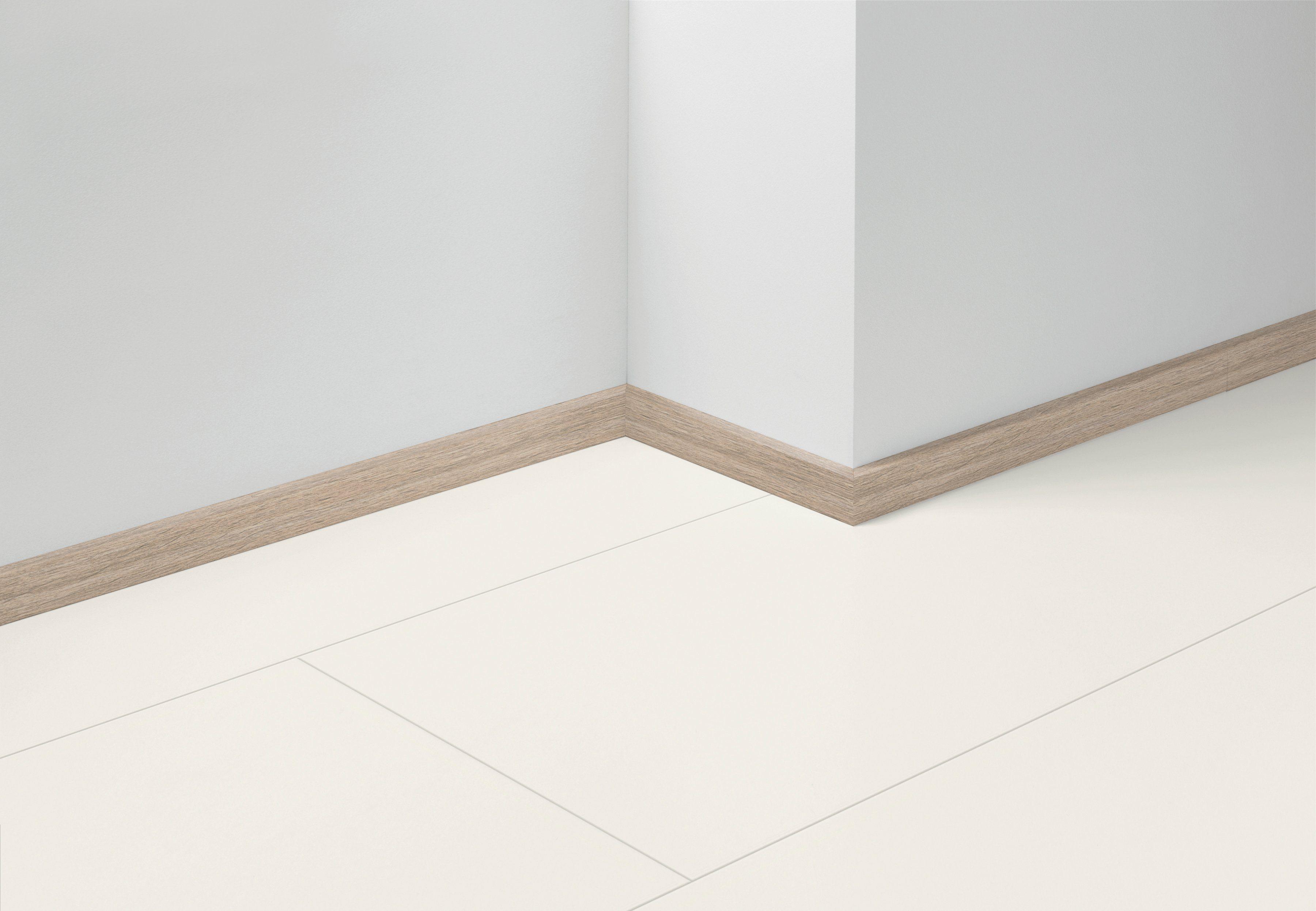 PARADOR Sockelleiste »SL 3 Eiche D009«, Sockelhöhe 4 cm