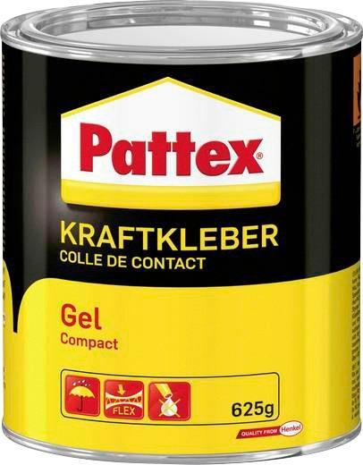 PATTEX Kleber »Kraftkleber Gel Compact«, für Biegeleisten, 625 g