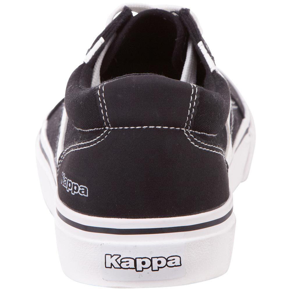 white Sneaker 1263353499 Sohle Kappa nr Black Mit Robuster Vulca Chose Artikel Aqw7Twxv