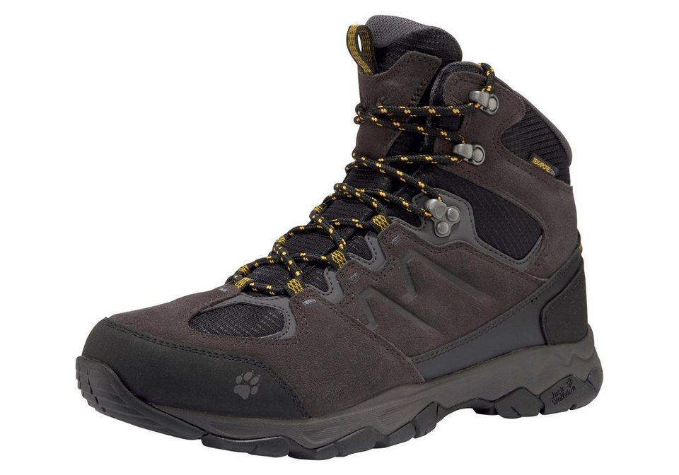 official photos c3fd7 b730b Jack Wolfskin »Mountain Attack 6 Texapore Mid M« Outdoorschuh online kaufen  | OTTO