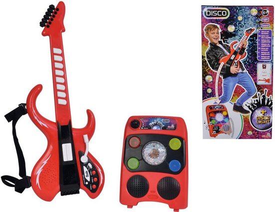 SIMBA Kindergitarre »Disco«