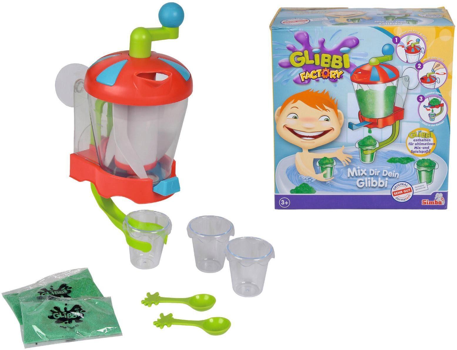 Simba Badespielzeug, »Glibbi Factory«