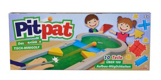 SIMBA Spiel, »Tisch-Minigolf »Pitpat««