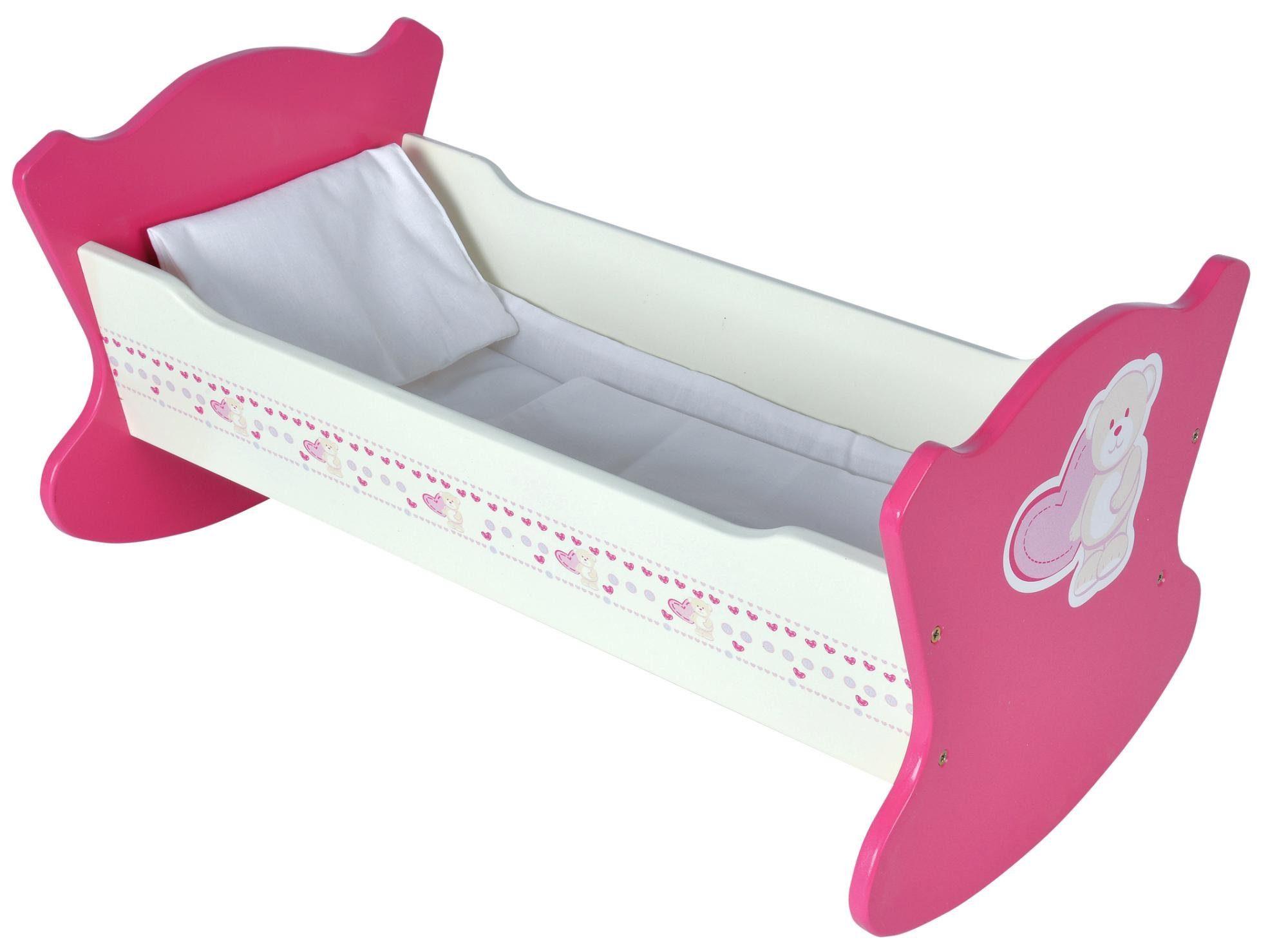 Puppen Etagenbett Pinolino : Puppenbett im online kaufen schwab versand