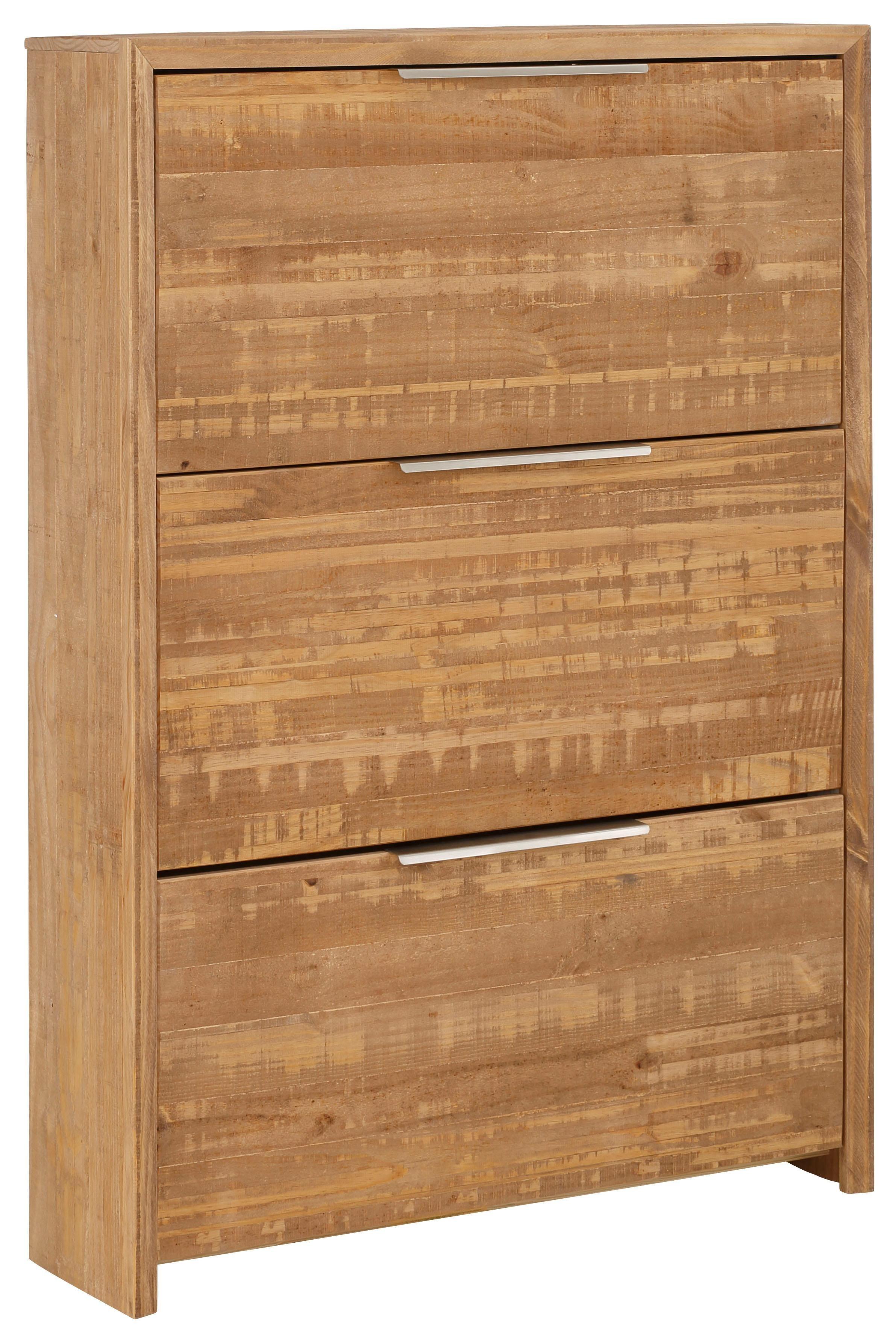 weiss-massivholz-massivholz Schuhschränke online kaufen | Möbel ...
