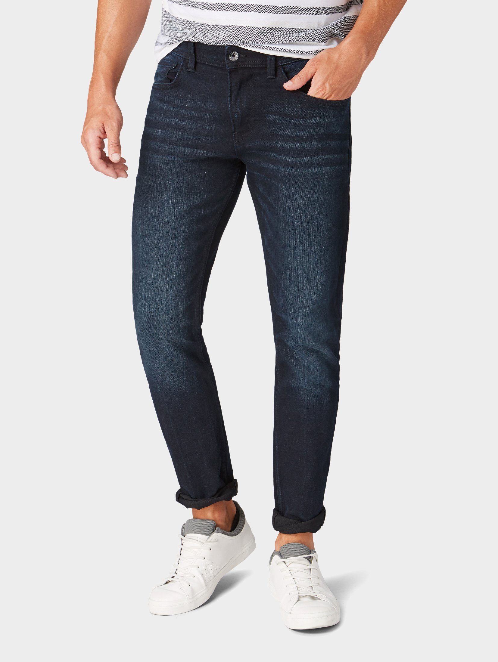 TOM TAILOR Denim 5-Pocket-Jeans »Piers Super Slim Jeans«
