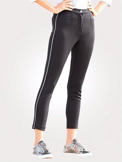 Mona Jerseyhose aus Techno-Stretch-Qualität