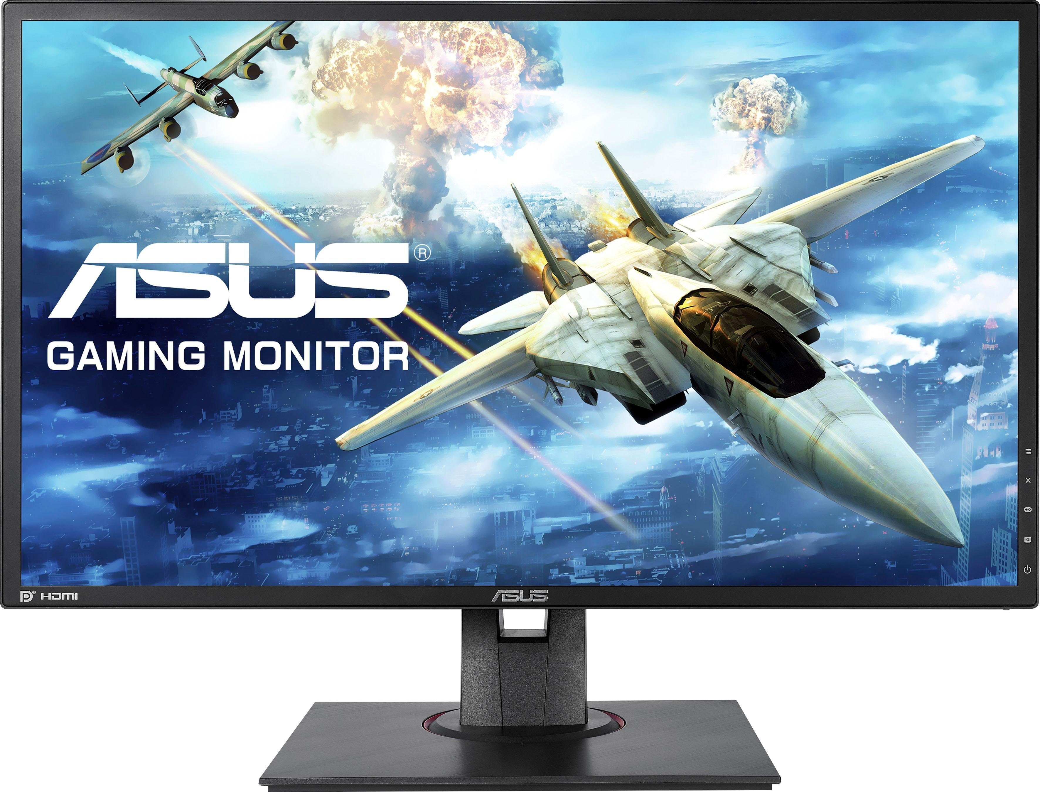 Asus MG248QE Gaming-LED-Monitor (1920 x 1080 Pixel, Full HD, 1 ms Reaktionszeit, 144 Hz)
