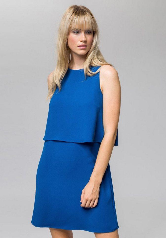 Esprit Collection Sommerkleid mit Volants kaufen | OTTO
