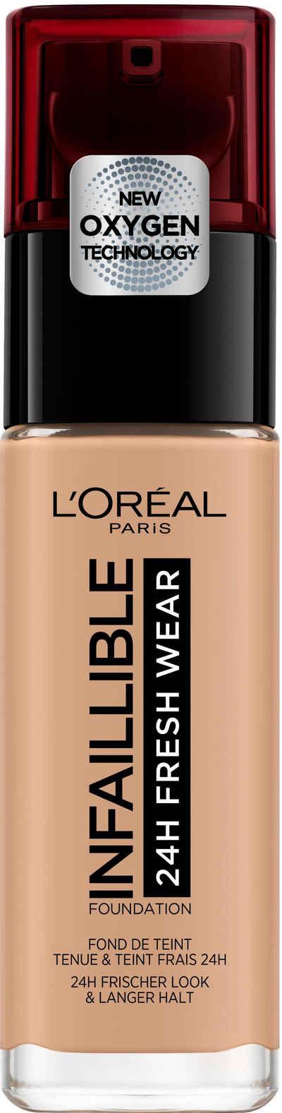 L'ORÉAL PARIS Foundation »Infaillible 24H Fresh Wear Make-up«