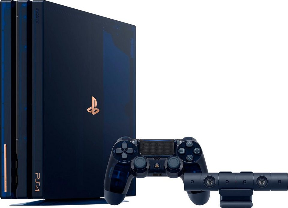 playstation 4 pro 2tb 500 million limited edition otto. Black Bedroom Furniture Sets. Home Design Ideas