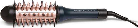 Remington Haarglättbürste CB7A138, Haarbürste, Haarglätter und Lockenstab in einem Produkt