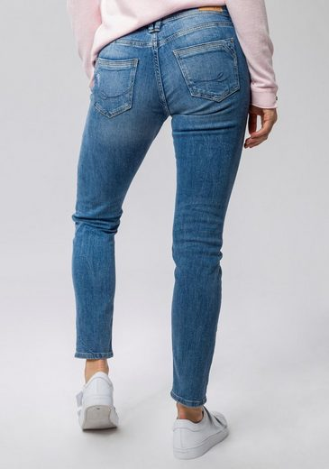 edc by Esprit Slim-fit-Jeans im Five-Pocket-Design