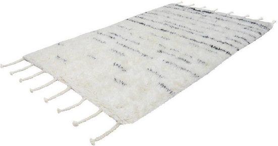 Wollteppich »Casablanca 110«, Kayoom, rechteckig, Höhe 55 mm