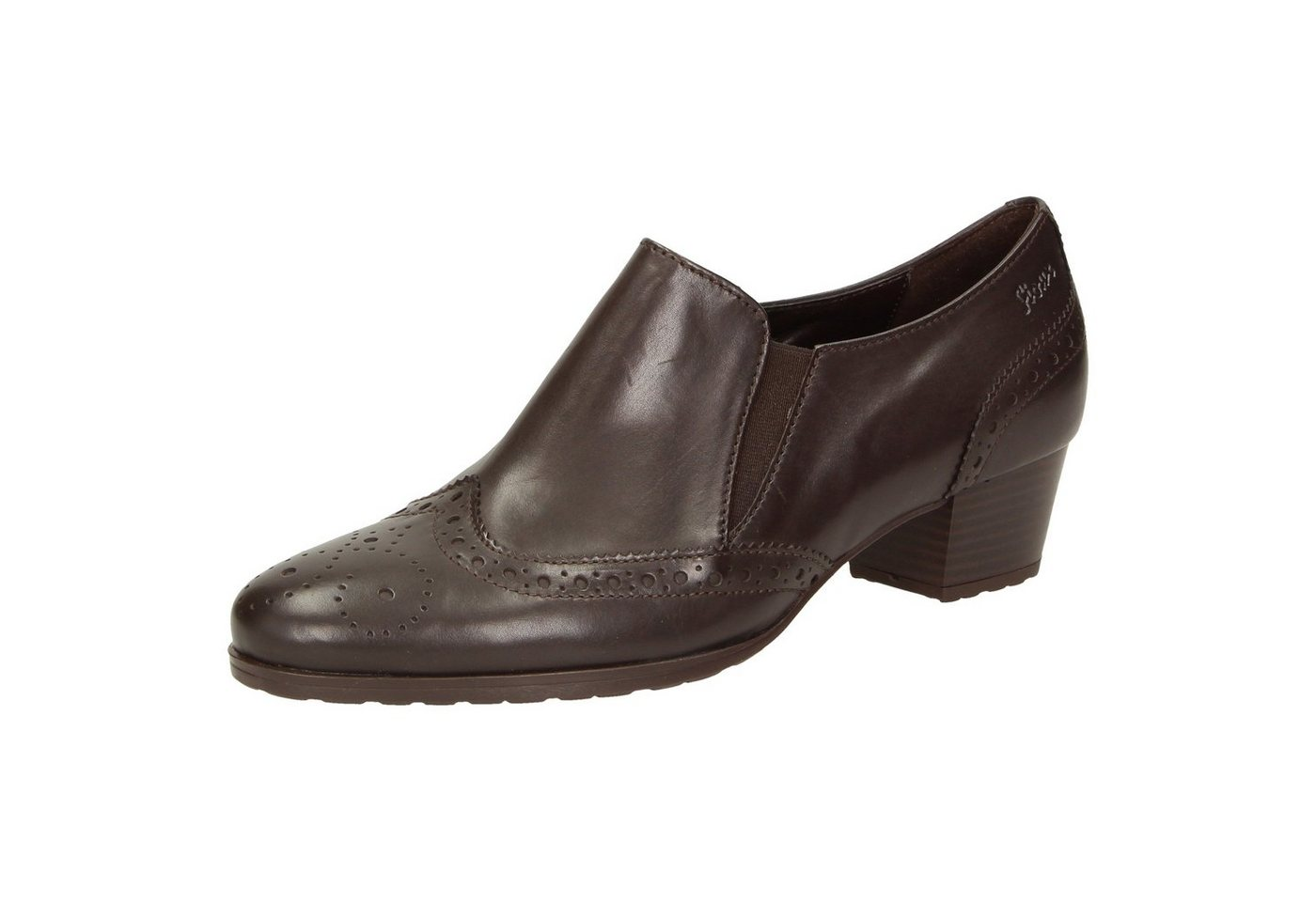 SIOUX »Fereila« Hochfrontpumps | Schuhe > Pumps > Hochfrontpumps | Braun | SIOUX