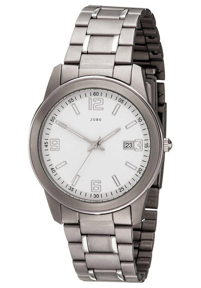 JOBO Titanuhr | Uhren > Titanuhren | Grau | JOBO