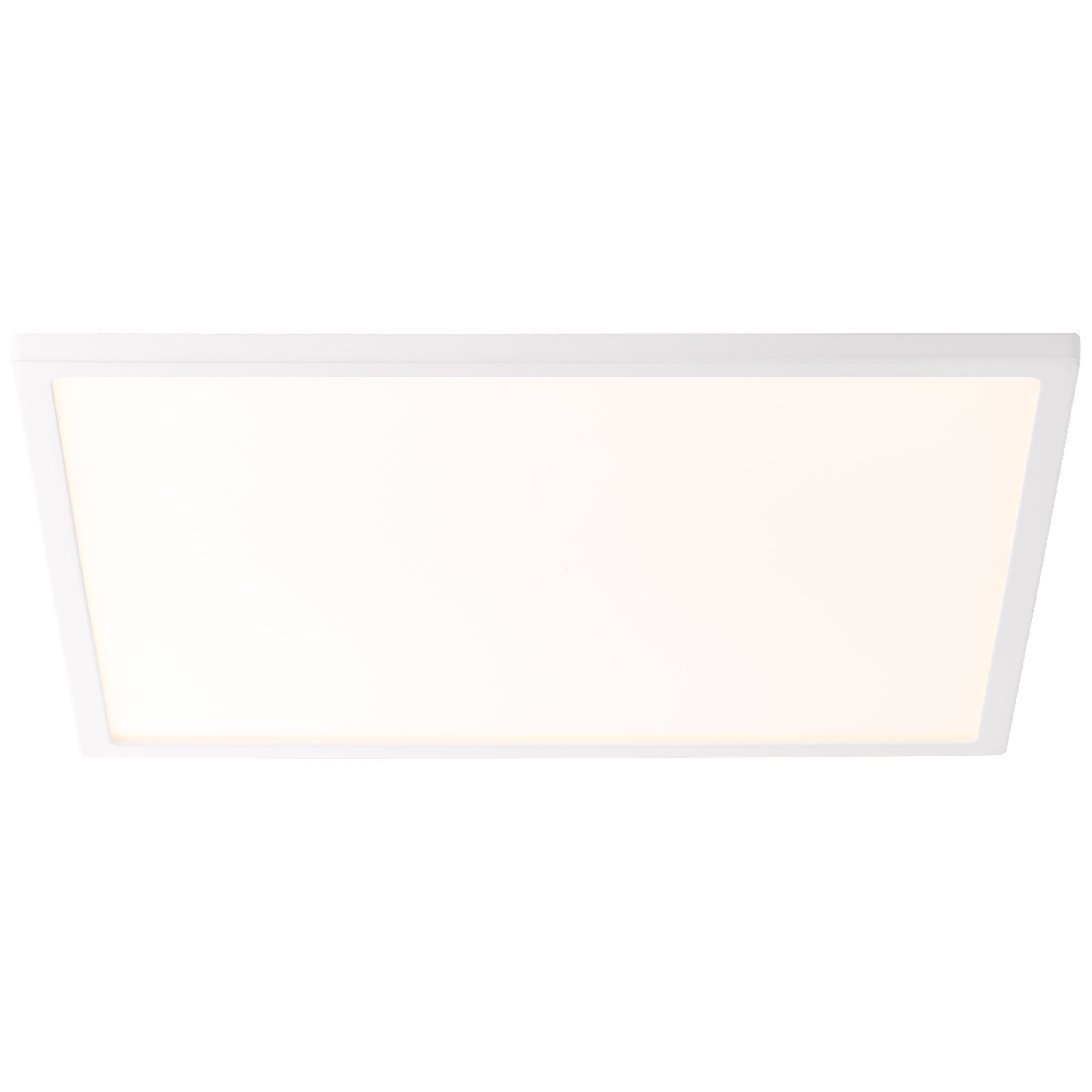 Brilliant Leuchten Ceres LED Deckenaufbau-Paneel 35x35cm eisen easyDim