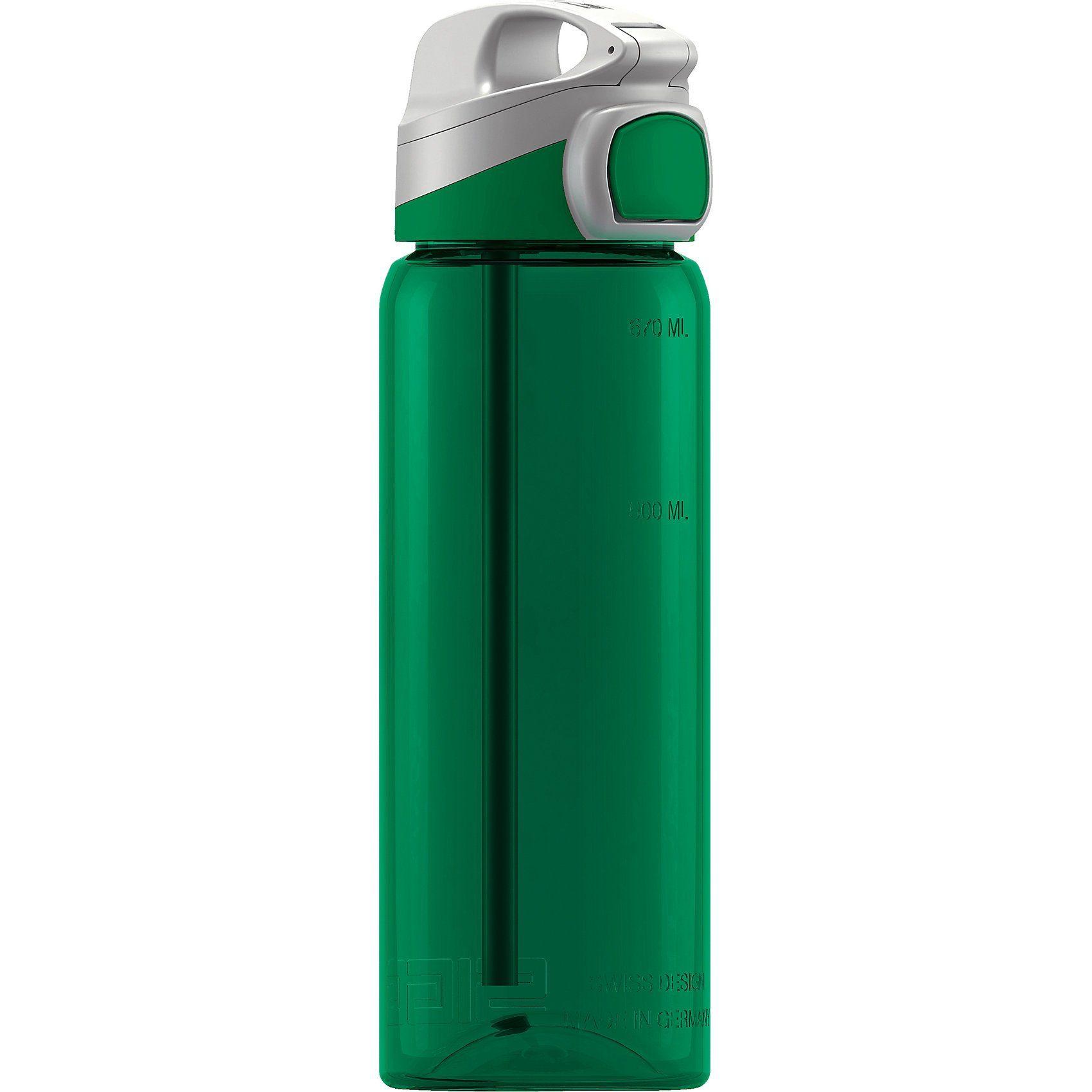Sigg Tritan-Trinkflasche MIRACLE Grün, 600 ml