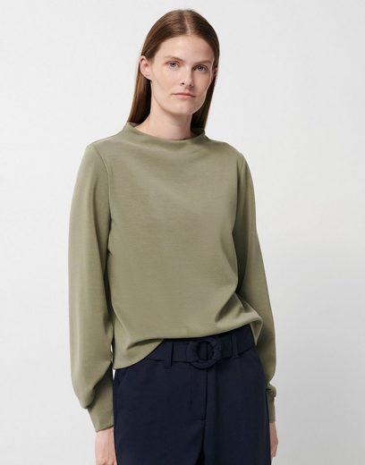 someday Sweatshirt »Urmel soft« mit weitem, detailliertem Ärmel